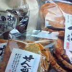 鍵林 - われ煎・味よせ・かりんとう(胡麻と黒糖)