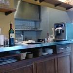 ENOTECA - 店内のキッチン