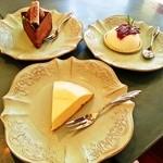 モンクレア - 料理写真:二人で3種類・・・笑
