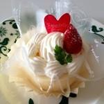 マリエ - レアチーズケーキ