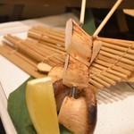 和食居酒屋  まいどっ なま粋 - 串焼き (2)