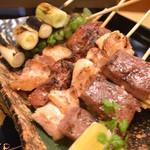 和食居酒屋  まいどっ なま粋 - 串焼き (32)