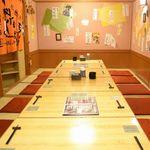 和食居酒屋  まいどっ なま粋 - 広々15名様までのお座敷席