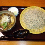 20270187 - つけ鴨そば1,350円(2013.7月)