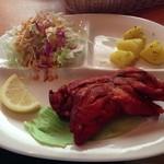 インドレストラン ナンハウス - タンドリーチキン