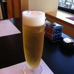 博多名代 吉塚うなぎ屋 - 生ビール♪