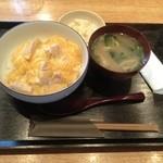 20273623 - 親子丼セット700円