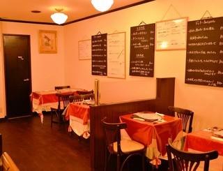 ピュ ア ストーリア - ◆暖色の灯るお洒落で落ち着いたお店です♪
