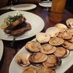 焼ハマグリル Aoyama - 焼きはまぐり三皿目