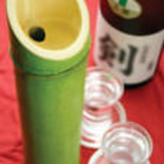 日本酒豊富に揃えております♪