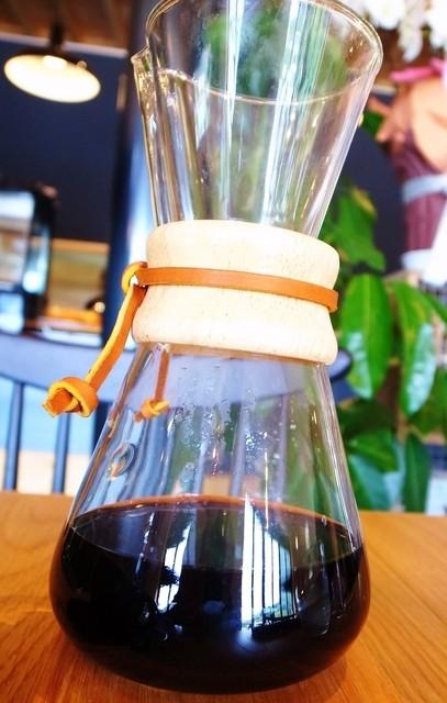 フラットホワイトコーヒーファクトリー - ケメックス!