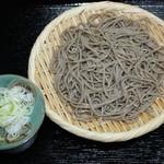 大師茶屋 - 料理写真:粗挽きそば