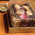 魚 しんのすけ - ひいかの炙り