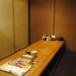 串虎 - 完全個室のお部屋、多数ご用意いたします。