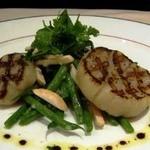 おはらス・レストラン - 料理写真:一押しのホタテ