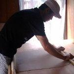 ギャラリー絹 - チーフが毎朝打つソバは本格派です。