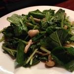 BEER BELLY - ほうれん草のサラダ