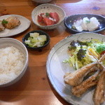 カントリーキッチン アン - 本日のお勧めランチ(1,300円)