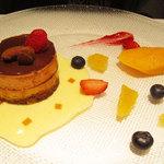 レストラン プログレ ヨコヤマ - オレンジのミロワール