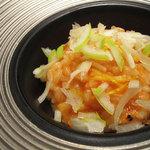 レストラン プログレ ヨコヤマ - フグのリゾット