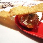 レストラン プログレ ヨコヤマ - とうとう身のサラダ