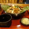 Sumikyuu - 料理写真:ほうば山菜蕎麦全景(2013.7.24)