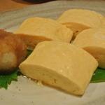 和食 みなみ - 出汁巻き玉子 塩味