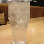 串焼き市場 - 酎ハイ380円