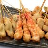 串虎 - 料理写真:串虎一押し、串揚げいろいろ。
