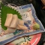 20285908 - ミル貝刺身¥720