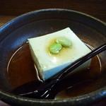 美鶴 - 枝豆豆腐