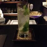 Rock Bar 童夢 - モヒート700円