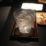 Rock Bar 童夢 - 佐藤「黒」ロック700円