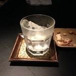 Rock Bar 童夢 - 森伊蔵ロック1000円