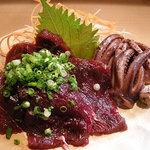 竹はる - 鯨の刺身