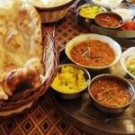インディアンカレーレストラン ラドウニ - 美味しかったぁ〜