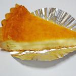 菓子工房 BooHooWoo - チーズタルト 320円