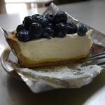 20291522 - ブルーベリーのクリームチーズパイ