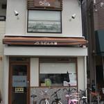 うどん小屋 柔製麺 - 2013年7月27日訪問