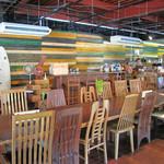 ウッドスタイルカフェ - 諸富家具の『いわい家具』さんが 店舗がある敷地内に併設しているカフェレストランです。