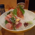 日本料理 空海 - お造り