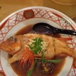 日本料理 空海 - 「きんきの煮付け」