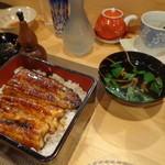 日本料理 空海 - 鰻重