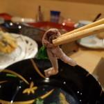 日本料理 空海 - 肝吸い