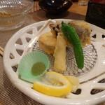 日本料理 空海 - てんぷら