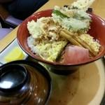 和食処 かおり - 穴子丼