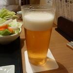 串幸 - まずはビール(サントリー)
