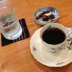 Neu - 料理写真:コーヒーをいただきました