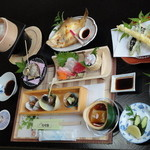 KAPPO 花咲季 - 料理写真:コースは、ご予算に応じいたします。