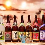 海音 - その他写真:泡盛、オリオンビール(生)豊富に取りそろえております!!